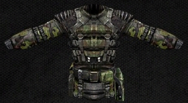 Bulat Armored Suit (Click image or link to go back)