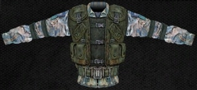 CS-3a Body Armor (Click image or link to go back)