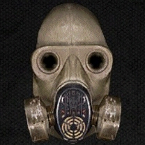 Gas Mask (Click image or link to go back)